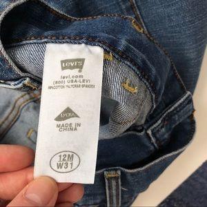 Levi's Jeans - Levi's Vintage Wash Women's Hi Rise Flare Jeans 12